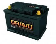 Аккумулятор BRAVO 6СТ-74 о/п