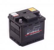Аккумулятор DELKOR 6CT-55 о/п (кубик)