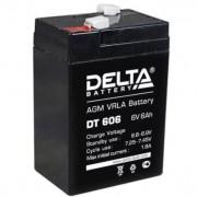 Аккумулятор DELTA 606DT 6V 6 A