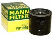 Фильтр масляный MANN WP 1026