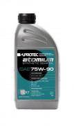 Масло трансмиссионное SUPROTEC Atomium 75w90 1л (синтетика)