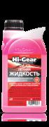 Стеклоомывающая жидкость HI-GEAR летняя (концентрат) 1л
