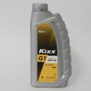 Масло моторное KIXX GOLD SJ SAE 10W40 1л (полусинтетика)
