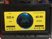 Аккумулятор AVM 6СТ-60 п/п