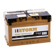 Аккумулятор STORM Gold Power 78 о/п низкий