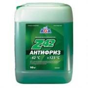 Антифриз AGA 10кг зеленый