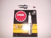 Свечи зажигания NGK №34 комплект PZFR5D11