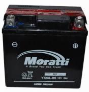 Аккумулятор MORATTI 12V 5Ah (YTX5L-BS) залитый