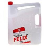 Антифриз FELIX-40 Carbox G12+ красный 10кг