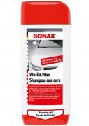 Шампунь SONAX концентрат с воском 500мл