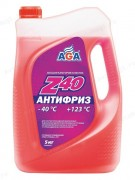 Антифриз AGA 5кг красный
