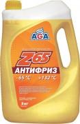 Антифриз AGA 5кг желтый