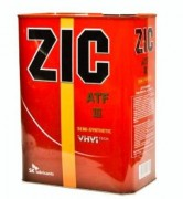 Масло трансмиссионное ZIC DEXRON III 4л