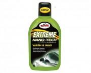 Шампунь TURTLE WAX Extreme  Nano-Tech wash&wax 500мл