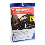 Коврик NEKKER CARPEX  влаговпитывающий 33х45см 4шт