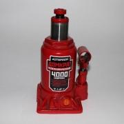 Домкрат AUTOPROFI бутылочный 4т гидравлический 350х180мм