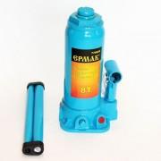 Домкрат ЕРМАК гидравлический бутылочный 8т высота 230-457мм