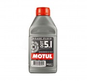 Тормозная жидкость MOTUL DOT 5,1 Brake Fluid 500мл