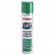 Очиститель SONAX обивки салона пенный 400мл