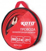 Провода пусковые KOTO 200А