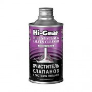 Очиститель HI-GEAR клапанов и системы питания 325мл