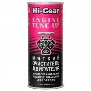 Очиститель HI-GEAR двигателя мягкий  444мл