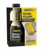 Очиститель ХАДО ATOMEX Total Flush маслосистемы 250мл