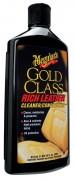 Очиститель MEGUIARS Gold Glass кожи 414мл