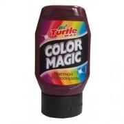 Полироль TURTLE WAX Color Magic темно-красный 300мл