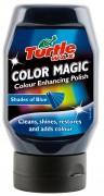 Полироль TURTLE WAX Color Magic темно-синий 300мл