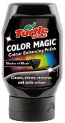 Полироль TURTLE WAX Color Magic черный 300мл