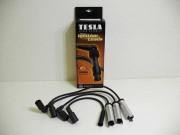Провода TESLA высоковольтные силикон комплект Lanos. Nexia T738B