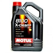 Масло моторное MOTUL 8100 X-clean C3 SAE 5W30 5л (100%синтетика)