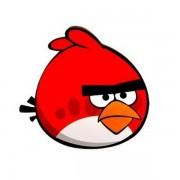 "Наклейка ""Angry Birds"""