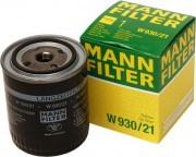Фильтр масляный MANN W930/21