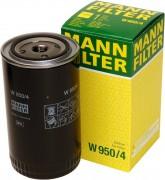 Фильтр масляный MANN W950/4