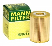 Фильтр масляный MANN HU821x
