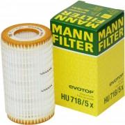 Фильтр масляный MANN HU718/5x
