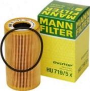 Фильтр масляный MANN HU719/5x