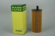 Фильтр масляный MANN HU6004х