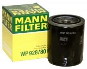 Фильтр масляный MANN WР928/80