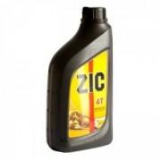 Масло моторное ZIC 4T SJ SAE 10W40 1л (синтетика)