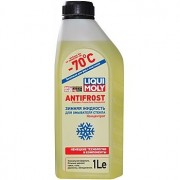 Стеклоомывающая жидкость LIQUI MOLY ANTIFROST зимняя концентрат -70C 1л