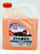 Стеклоомывающая жидкость ЛУКОЙЛ -25C 4л