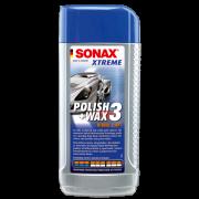 Воск SONAX Xtreme полировочный 250мл