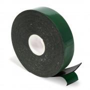 Скотч двухсторонний 15мм х 5м зеленый