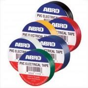 Изолента ABRO ПВХ 19мм х 9,1м в ассортименте