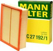 Фильтр воздушный MANN C27192/1