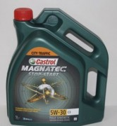 Масло моторное CASTROL MAGNATEC Stop-Start C3 5W30 5л (синтетика)
