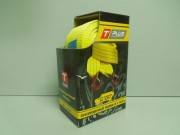 Трос T PLUS буксировочный 8т 4,5м (2 крюка экстрим)